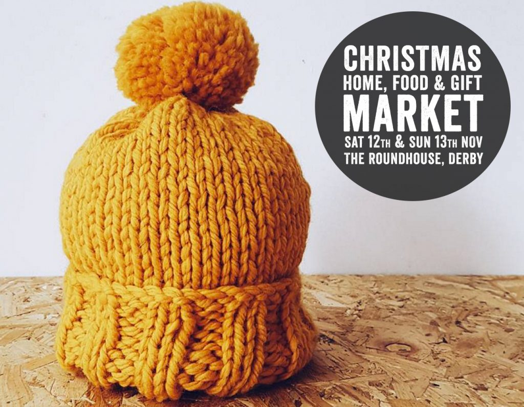 so satsuma knitware derbyshire christmas market november roundhouse